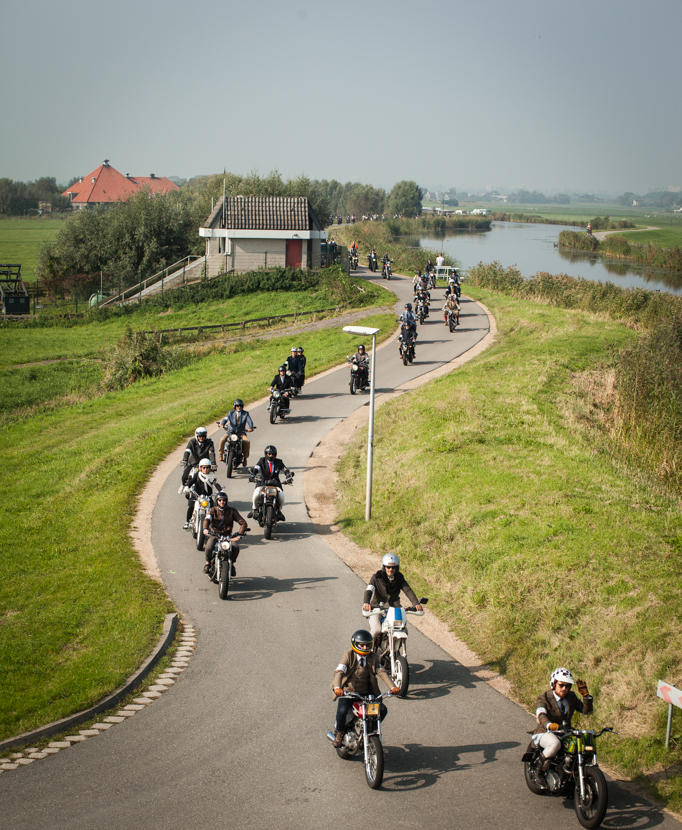 The Distinguished Gentlemans ride 2017 Amsterdam