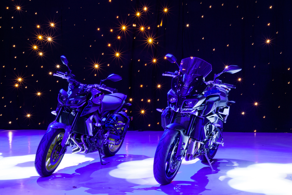 Yamaha MT Tour-10