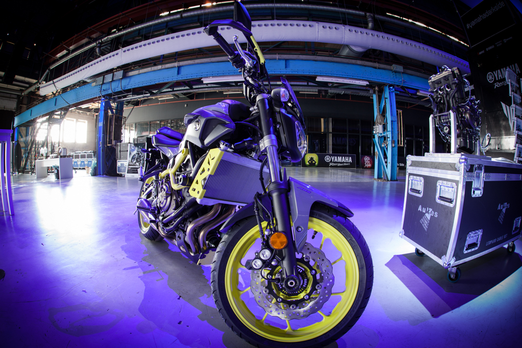 Yamaha MT Tour-52